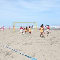 第2回九十九里町ビーチサッカーフェスティバル(兼)2016千葉県ビーチサッカー大会